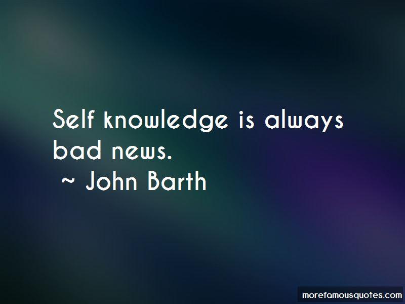 Always Bad News Quotes