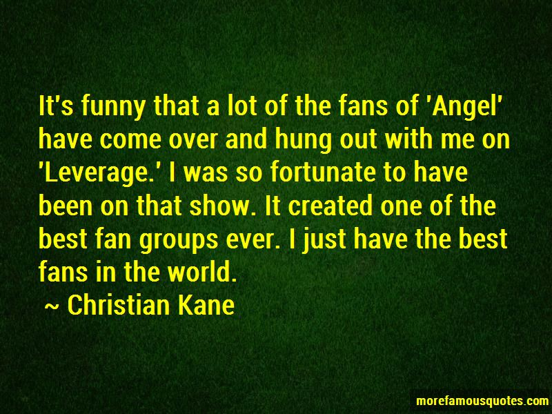 Angel Tv Show Funny Quotes