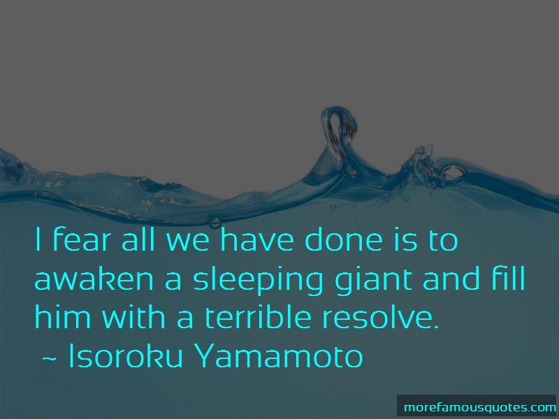 Awaken The Giant Quotes