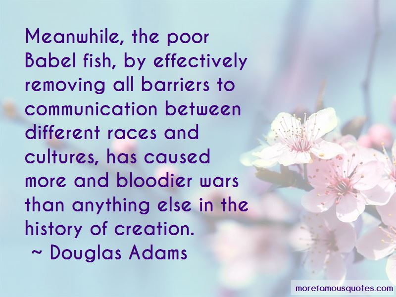 Babel Fish Quotes Pictures 3