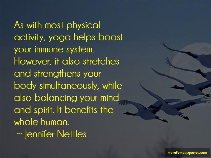 Balancing Yoga Quotes