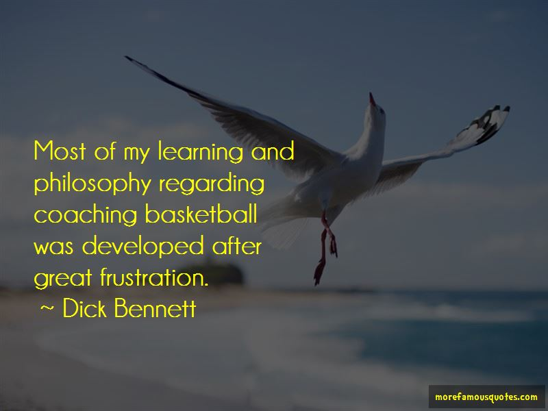 Basketball Coaching Philosophy Quotes