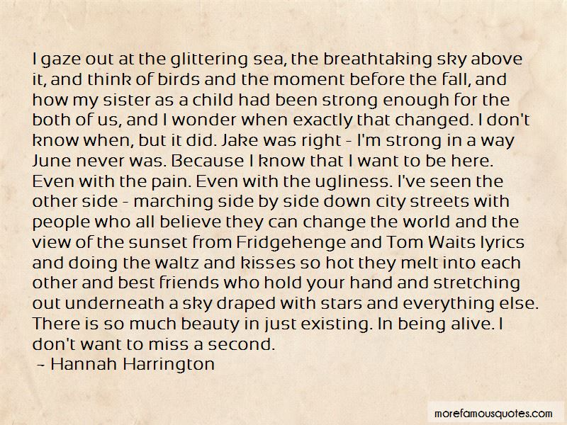 Before The Fall Quotes