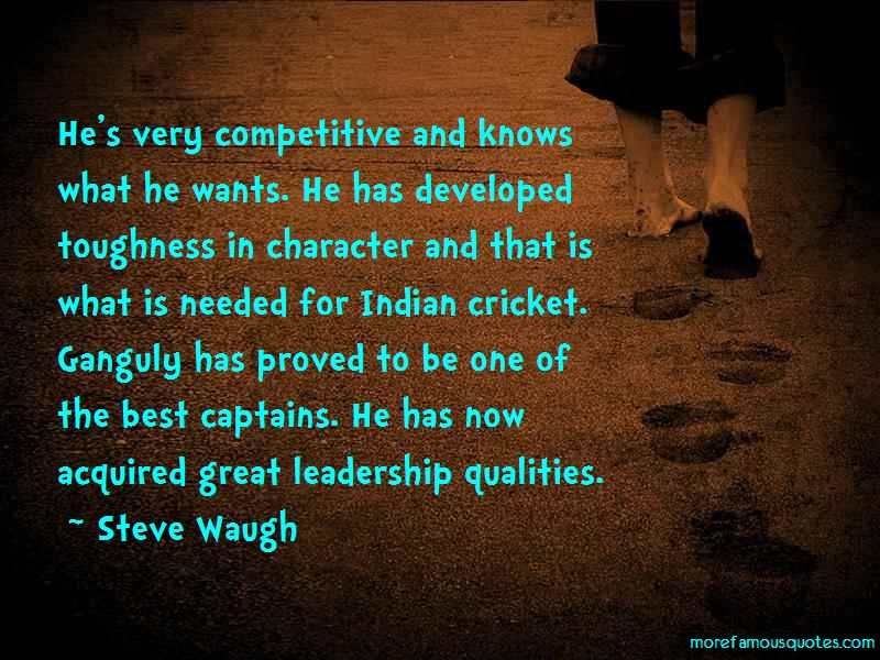 Best Leadership Qualities Quotes