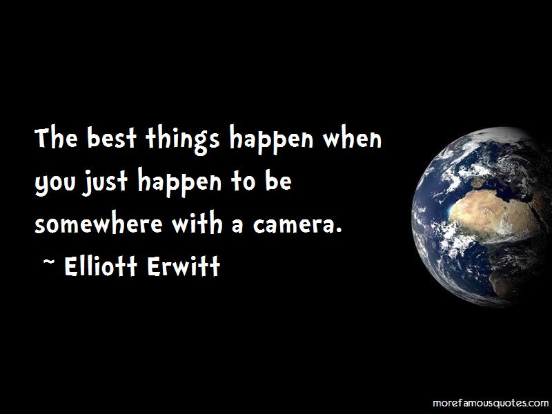 Best Things Happen Quotes