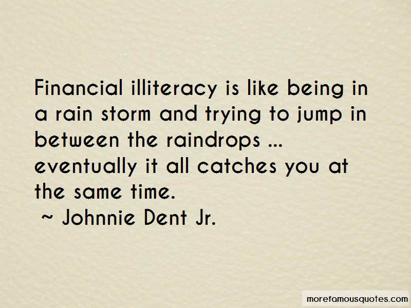 Between The Raindrops Quotes