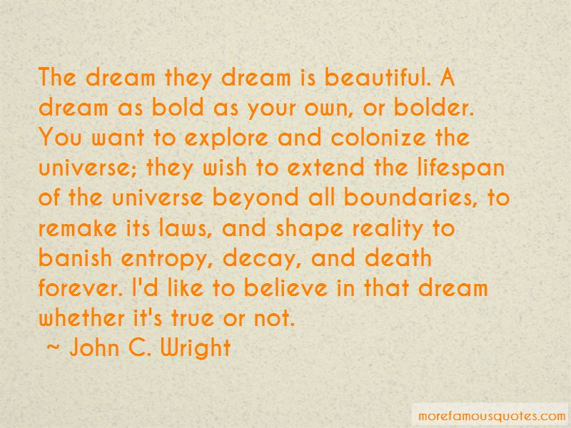 Beyond All Boundaries Quotes