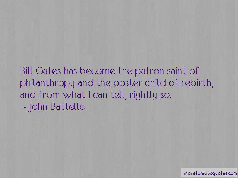 Bill Gates Philanthropy Quotes Pictures 2