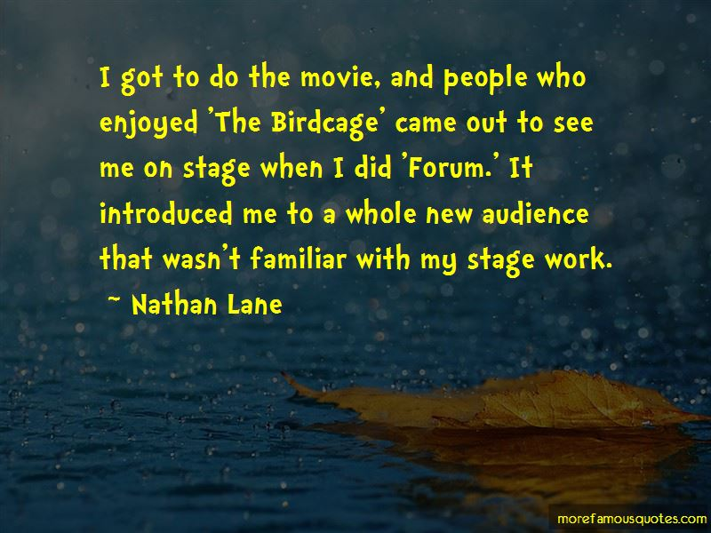 Birdcage Movie Quotes
