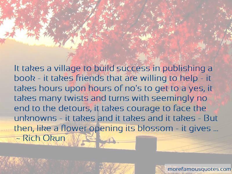 Blossom Like Flower Quotes