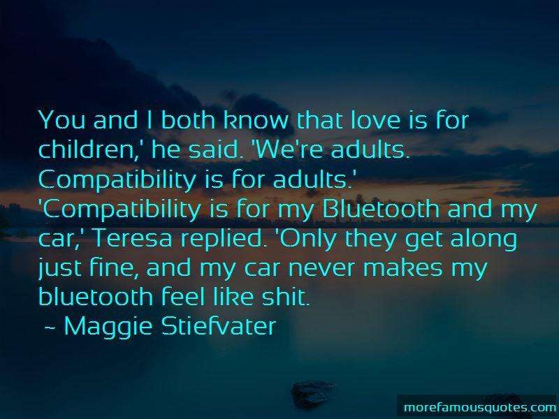 Bluetooth Love Quotes