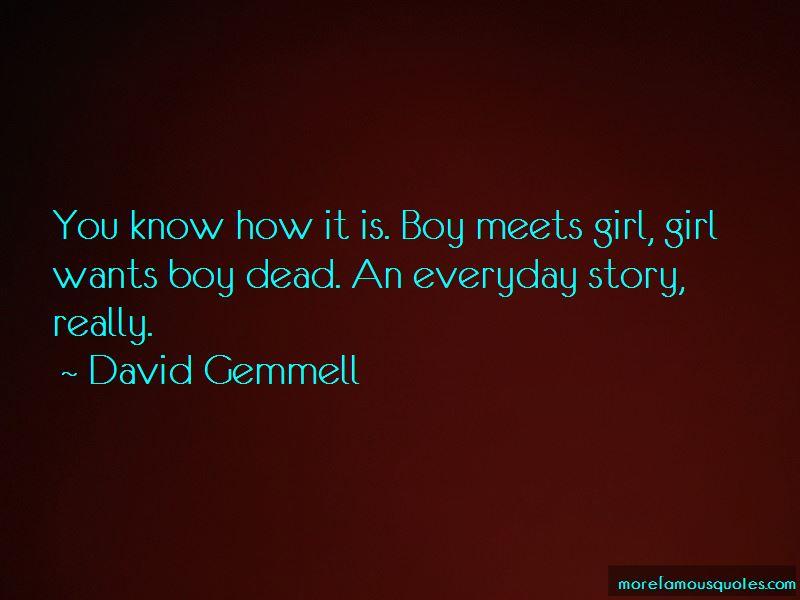 Boy Meets Boy Quotes
