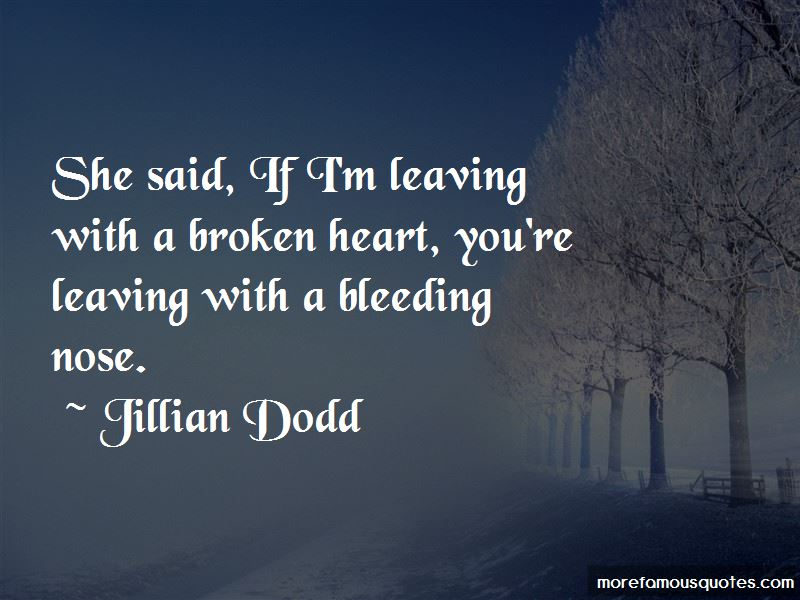 Broken Heart Bleeding Quotes Pictures 2