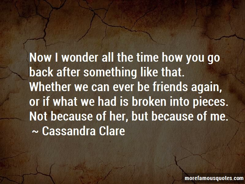 Can We Friends Again Quotes Pictures 2
