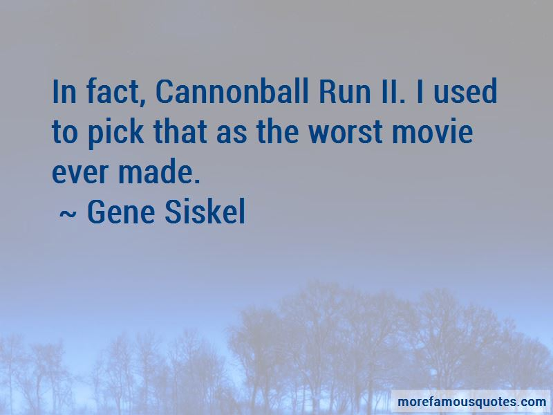 Cannonball Run Dr Quotes