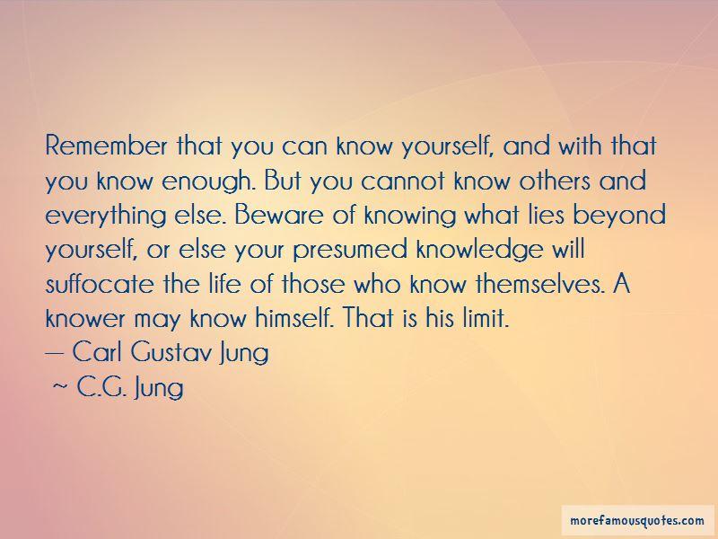 Carl Gustav Quotes