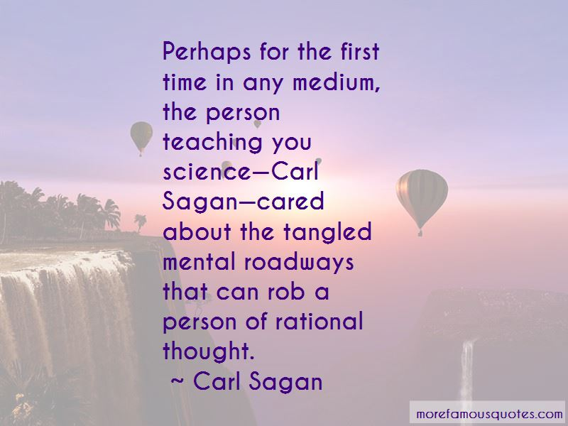 Carl Sagan Science Quotes Pictures 2