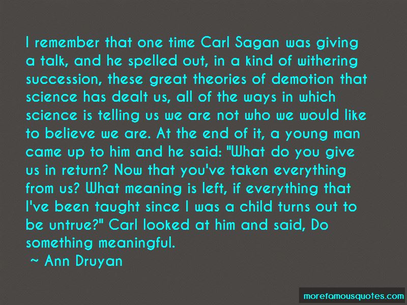 Carl Sagan Science Quotes Pictures 3