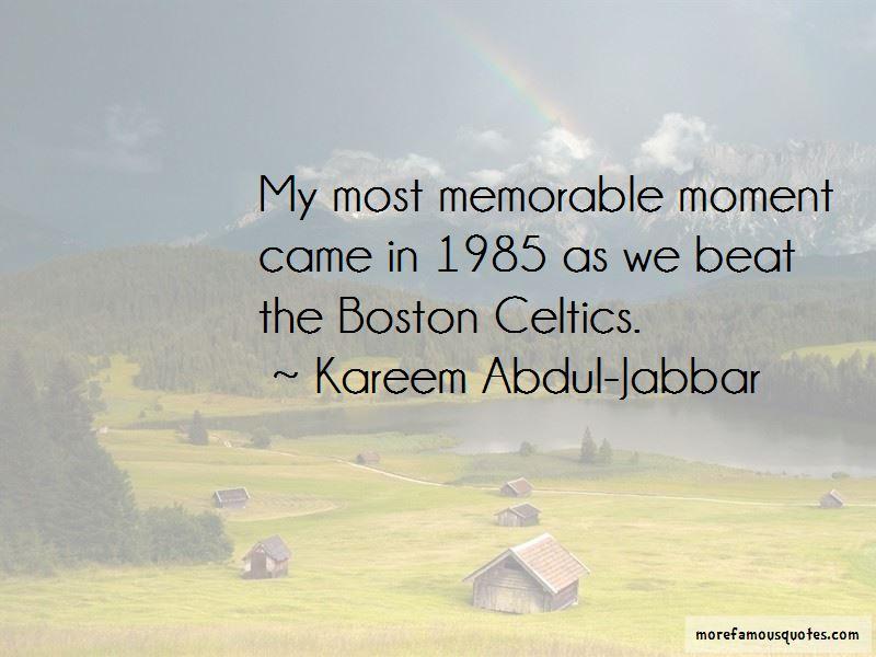Celtics Quotes