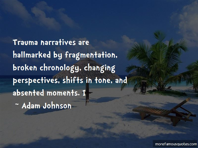 Changing Perspectives Quotes