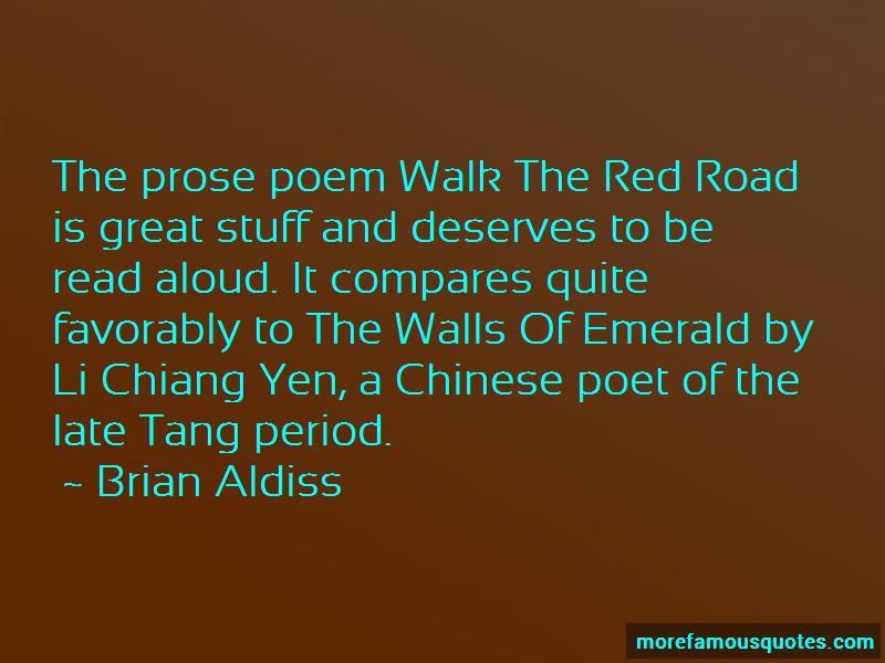 Chiang Quotes