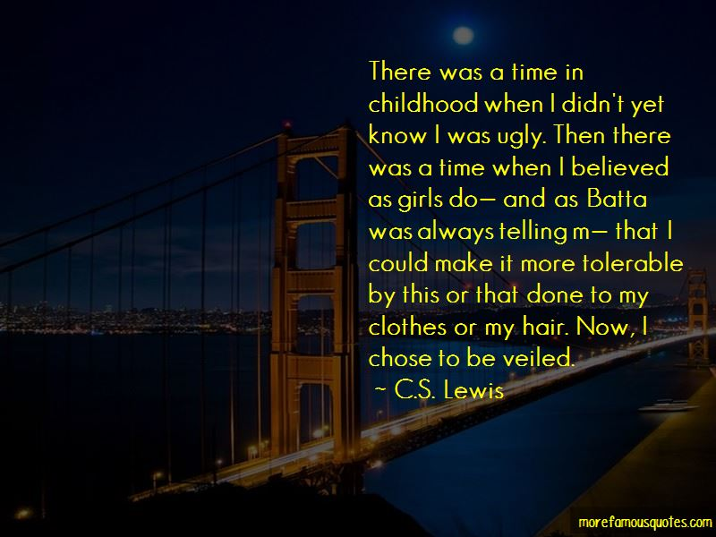 Childhood Now And Then Quotes
