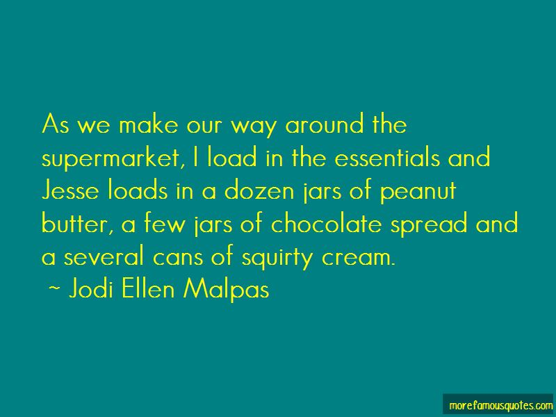 Chocolate Spread Quotes Pictures 2