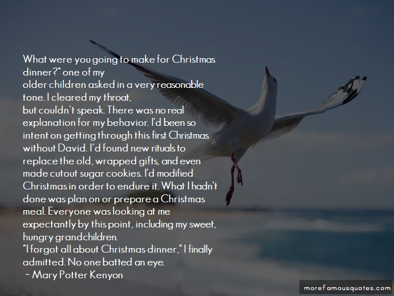 Christmas Without Gifts Quotes