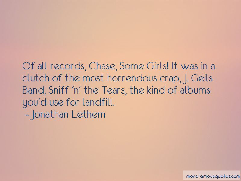 Clutch Band Quotes