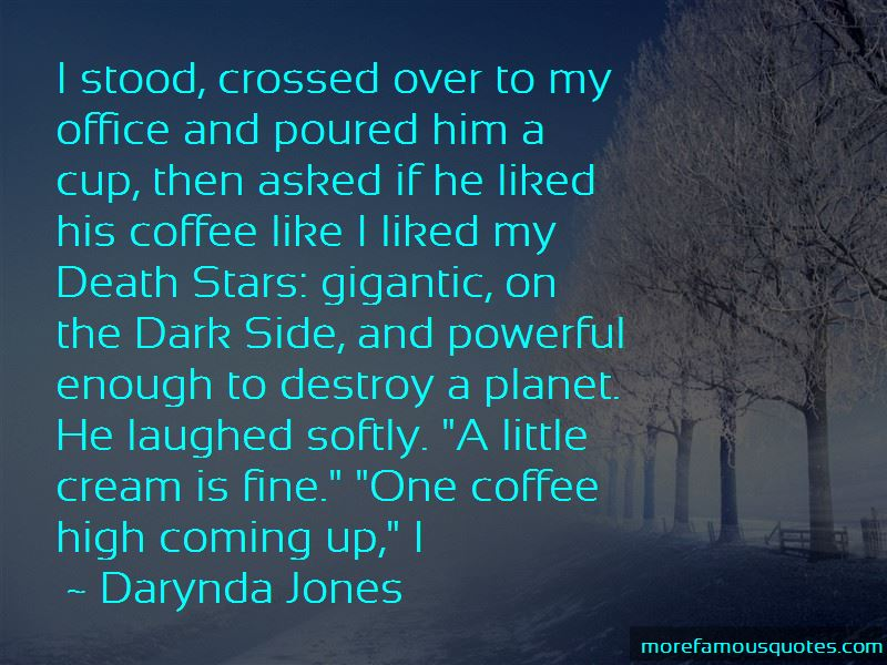 Coffee Cream Quotes