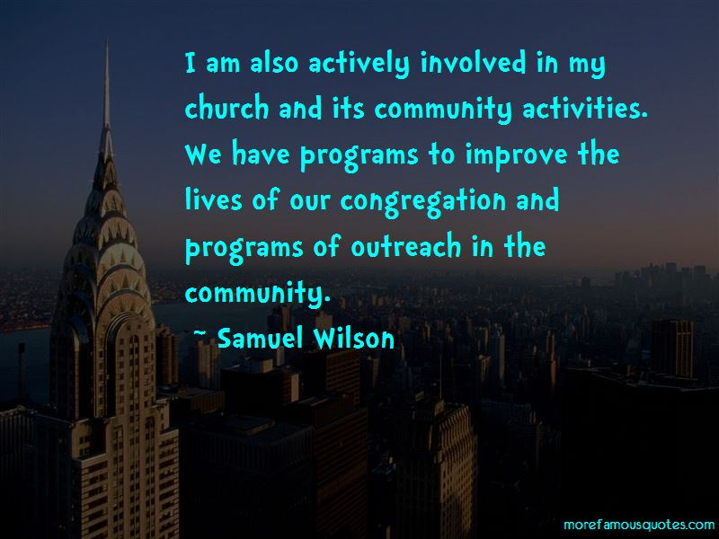 Community Activities Quotes Pictures 4