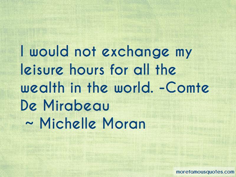 Comte De Mirabeau Quotes