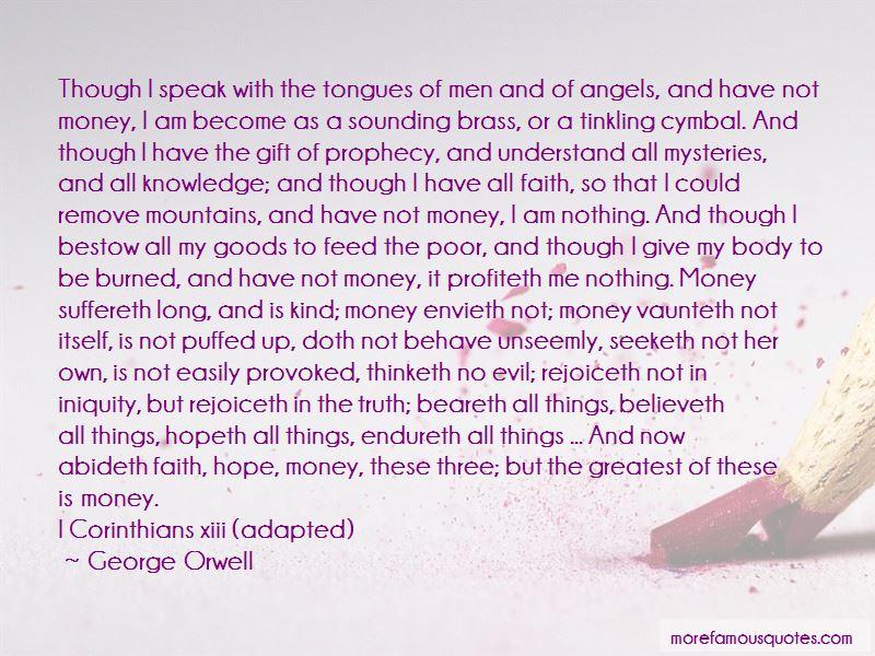Corinthians Evil Quotes