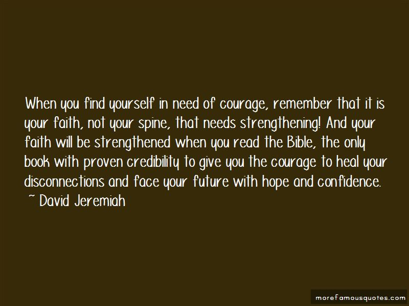 Courage To Heal Quotes