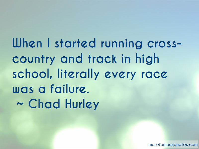 Cross Country And Track Quotes: top 4 quotes about Cross ...