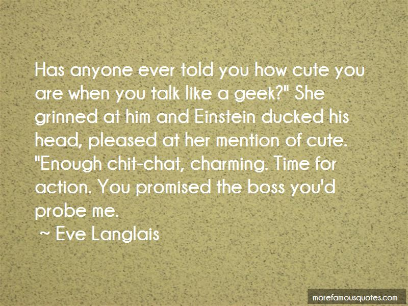 Cute Geek Quotes