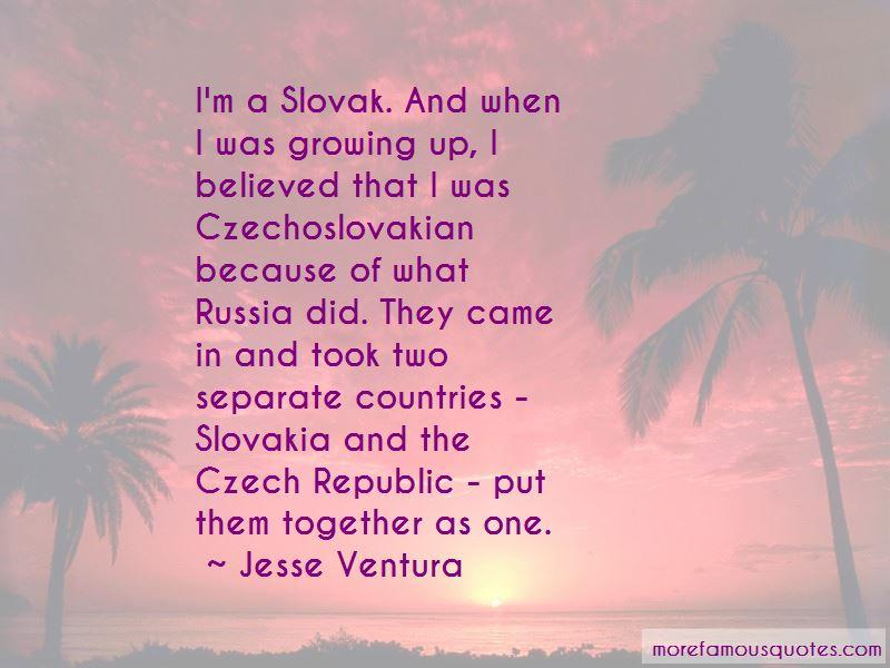 Czechoslovakian Quotes