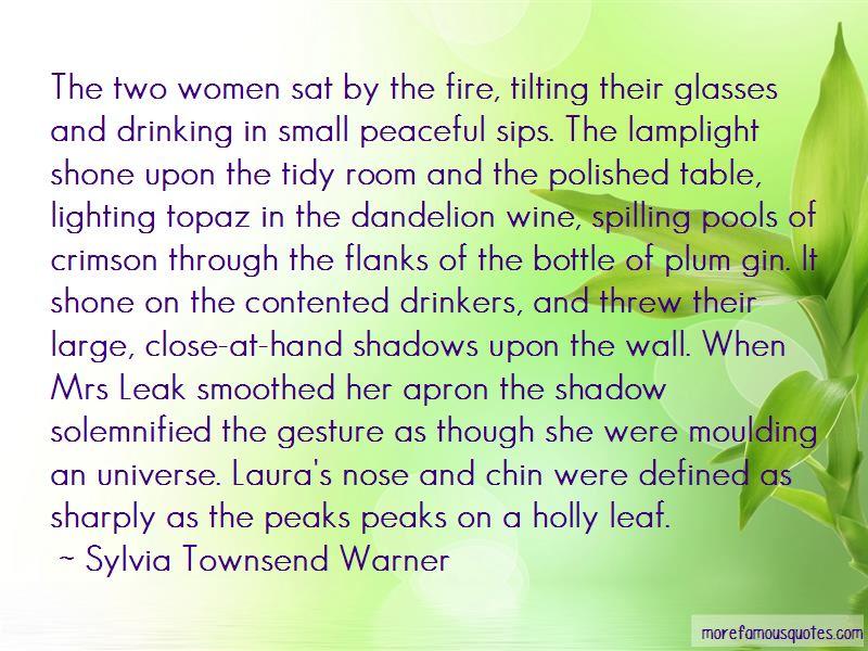 Dandelion Wine Quotes Pictures 3