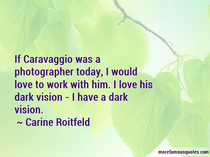 Dark Vision Quotes Pictures 2