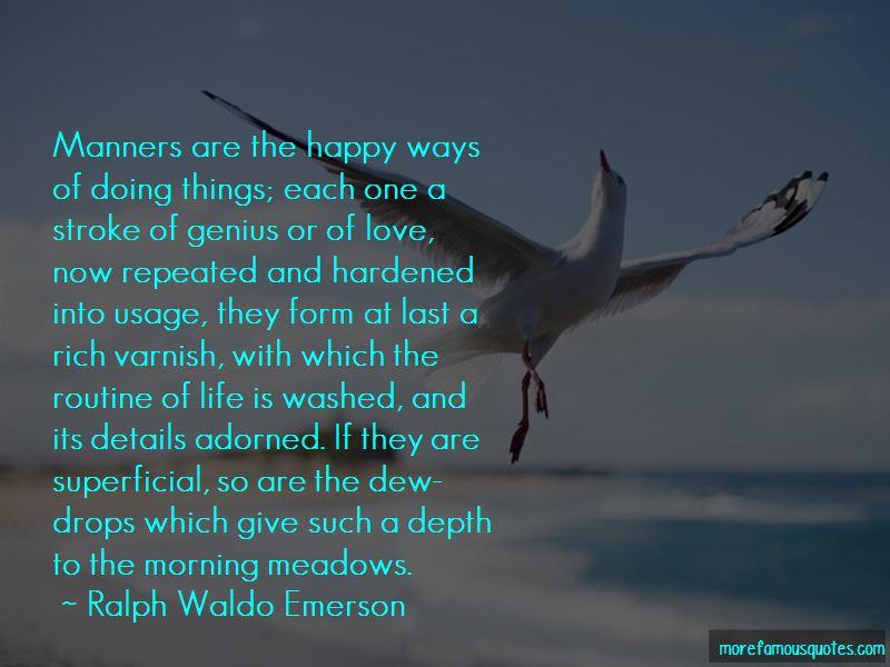Dew Drops Love Quotes