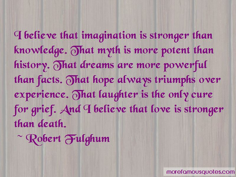 Dreams Over Love Quotes