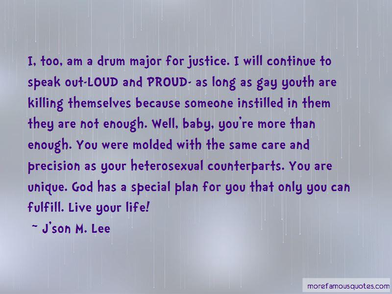 Drum Major Quotes