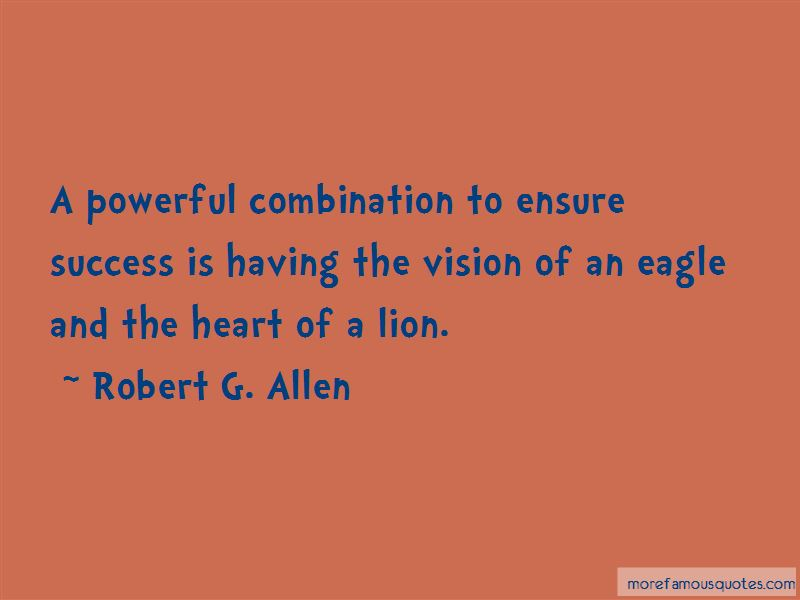 Eagle Vision Quotes