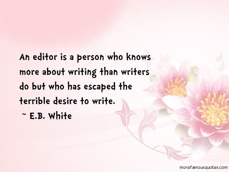 Editor Quotes Pictures 2