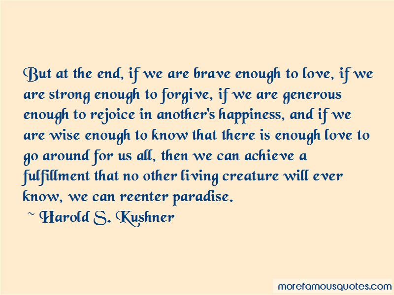 Enough To Love Quotes Pictures 2