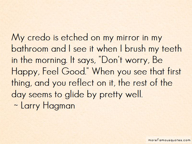 Etched Mirror Quotes