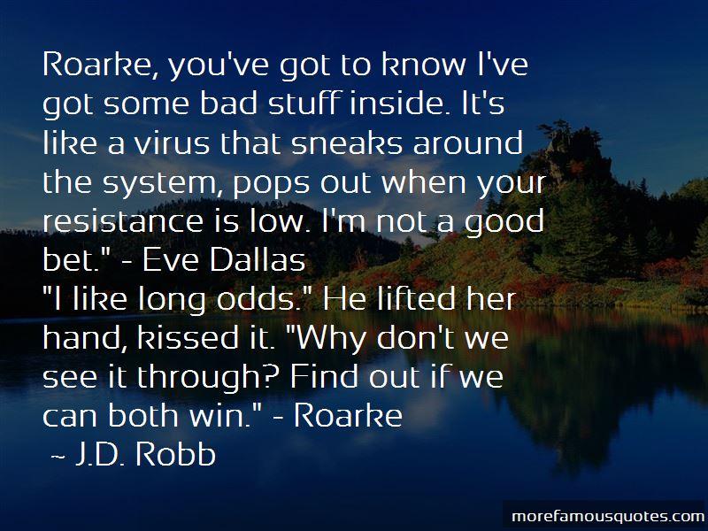 Eve Dallas Quotes Pictures 2