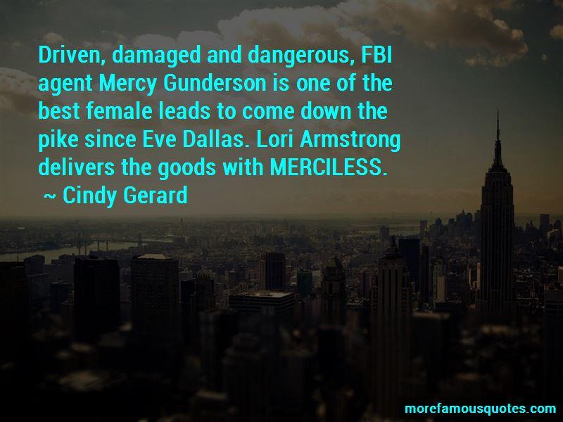 Eve Dallas Quotes