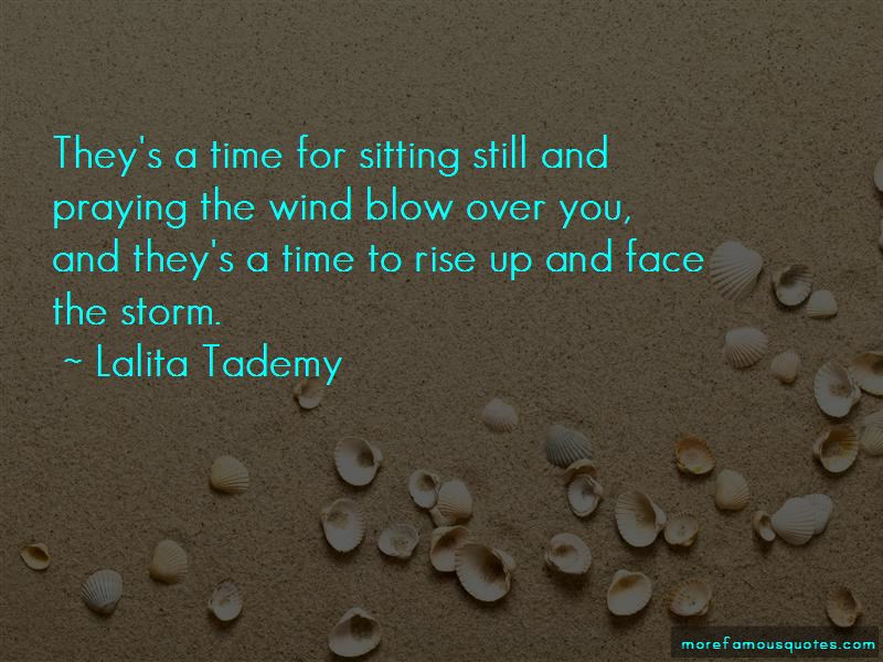 Face The Storm Quotes Pictures 3