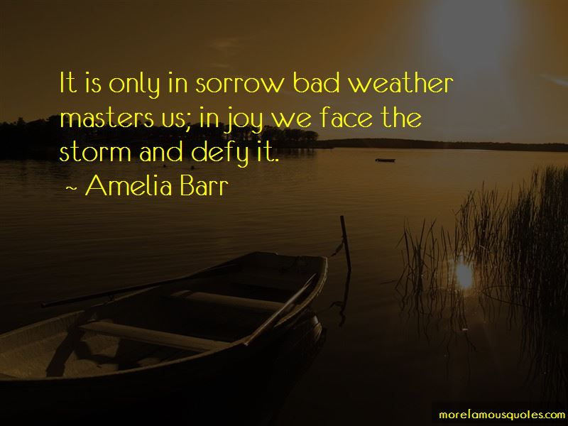 Face The Storm Quotes Pictures 4